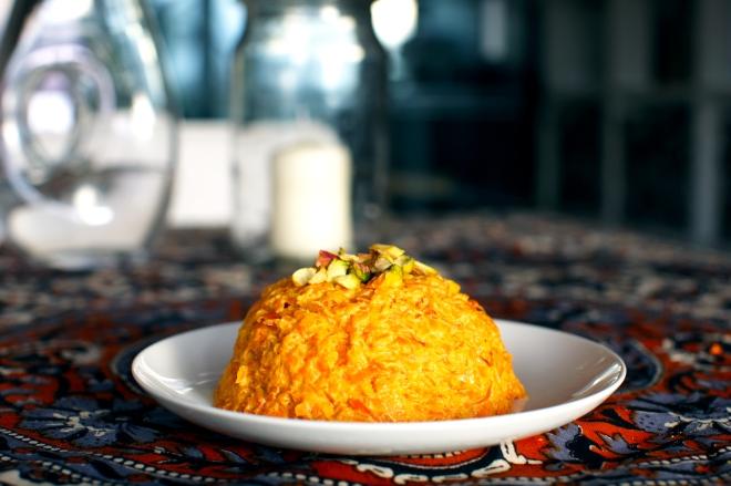 Indijska korenčkova halva (recept)