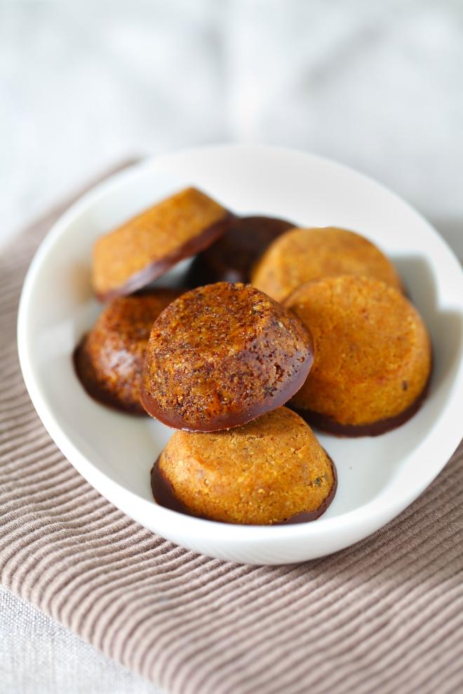 Aromatični indijski piškoti brez glutena