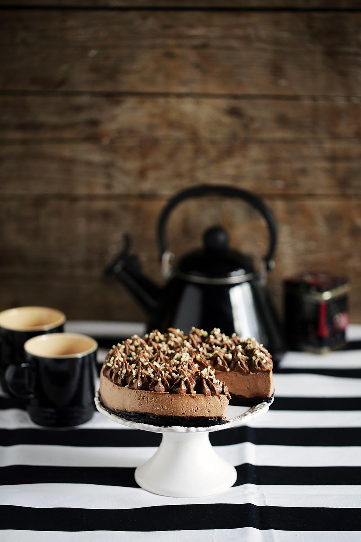 Ponedeljek si zasluži čokoladno torto
