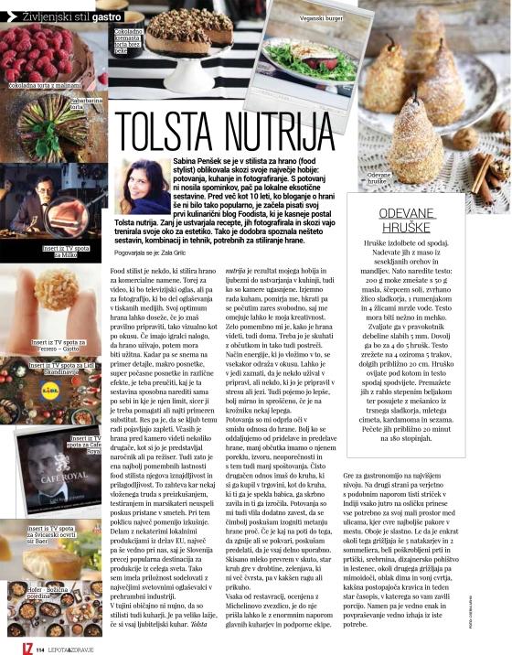lepota_in_zdravje_intervju_gastro_blog_tolsta_nutrija_sabina_pensek